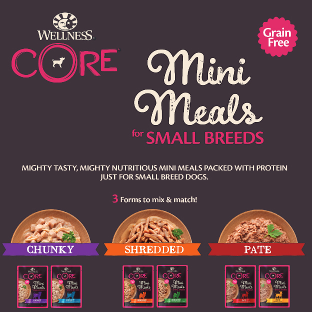 wellness mini meals