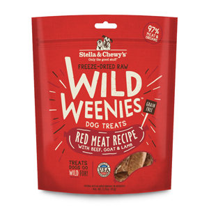 stella chewy Wild Weenies Red Meat